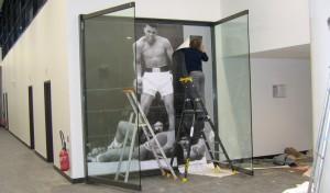 equipement-interieur musee de la boxe